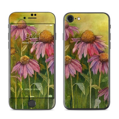 Apple iPhone 7 Skin - Prairie Coneflower