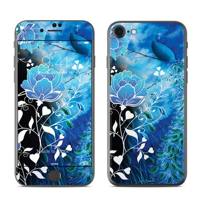 Apple iPhone 7 Skin - Peacock Sky