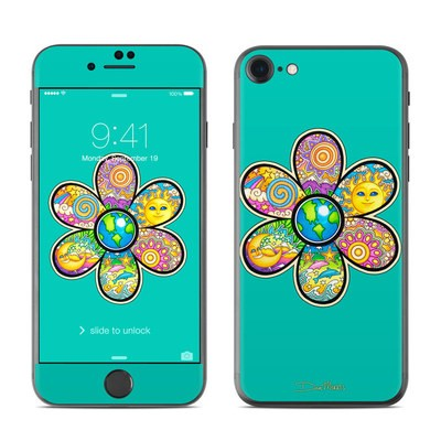 Apple iPhone 7 Skin - Peace Flower