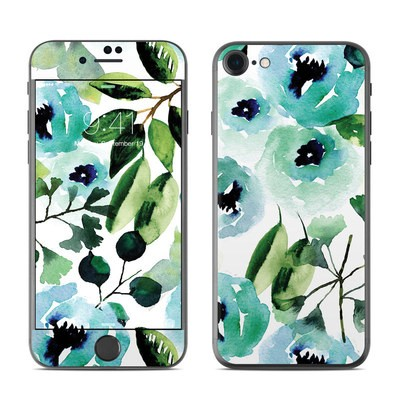 Apple iPhone 7 Skin - Peonies