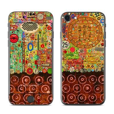 Apple iPhone 7 Skin - Percolations