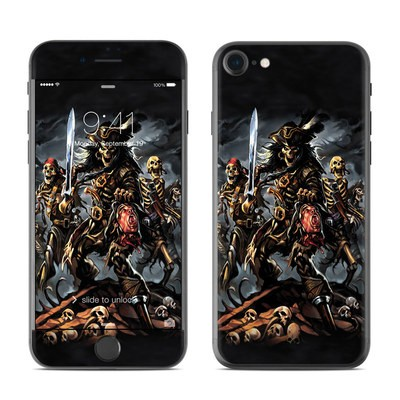 Apple iPhone 7 Skin - Pirates Curse