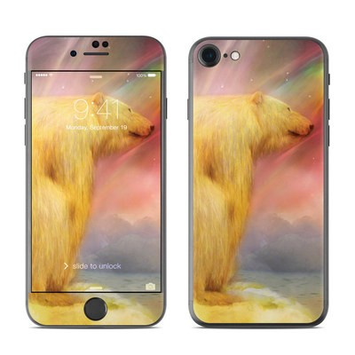 Apple iPhone 7 Skin - Polar Bear
