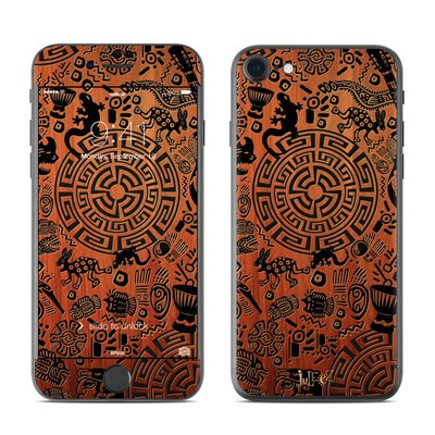 Apple iPhone 7 Skin - Primitive Symbols