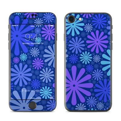 Apple iPhone 7 Skin - Indigo Punch