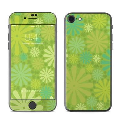 Apple iPhone 7 Skin - Lime Punch