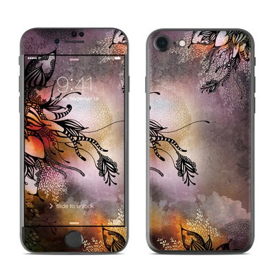 Apple iPhone 7 Skin - Purple Rain