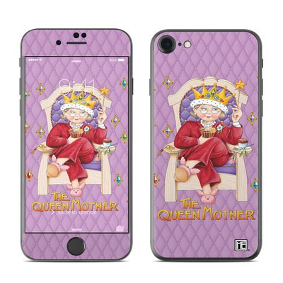 Apple iPhone 7 Skin - Queen Mother