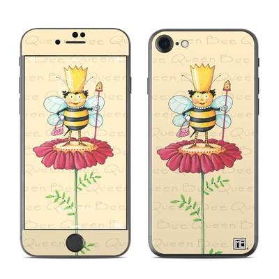 Apple iPhone 7 Skin - Queen Bee
