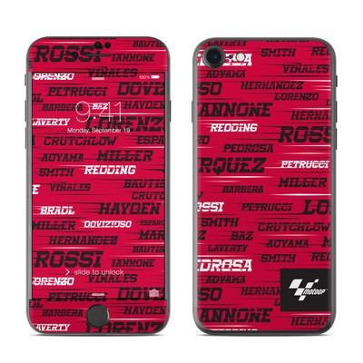 Apple iPhone 7 Skin - Racers