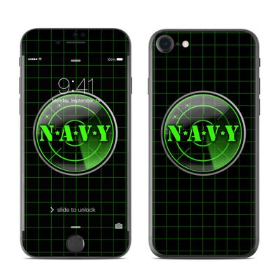Apple iPhone 7 Skin - Radar