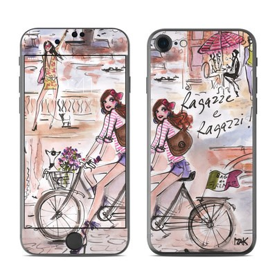 Apple iPhone 7 Skin - Ragazze e Ragazzi
