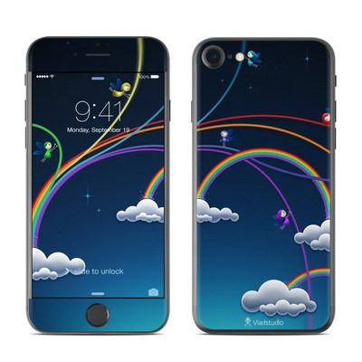 Apple iPhone 7 Skin - Rainbows