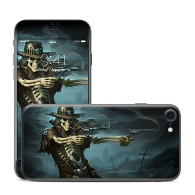 Apple iPhone 7 Skin - Reaper Gunslinger
