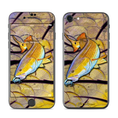 Apple iPhone 7 Skin - Red Fish