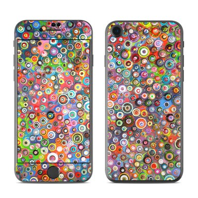 Apple iPhone 7 Skin - Round and Round