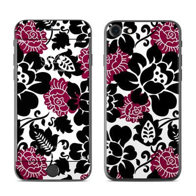 Apple iPhone 7 Skin - Rose Noir