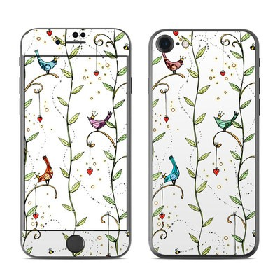 Apple iPhone 7 Skin - Royal Birds