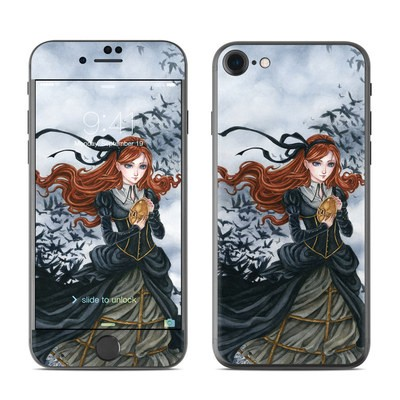 Apple iPhone 7 Skin - Raven's Treasure