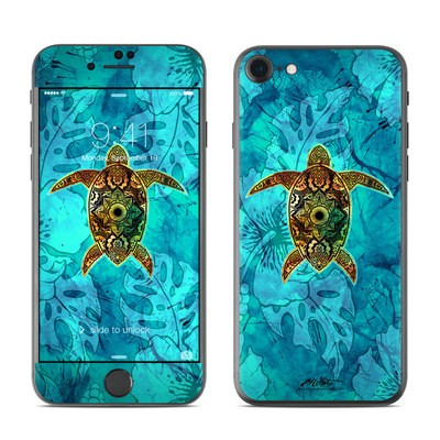 Apple iPhone 7 Skin - Sacred Honu