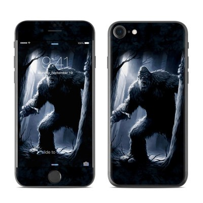 Apple iPhone 7 Skin - Sasquatch