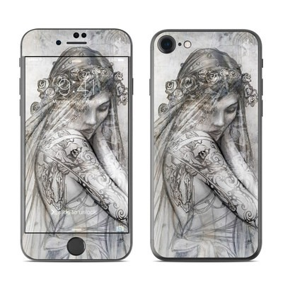 Apple iPhone 7 Skin - Scythe Bride