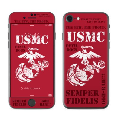 Apple iPhone 7 Skin - Semper Fi