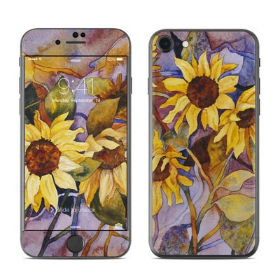 Apple iPhone 7 Skin - Sunflower