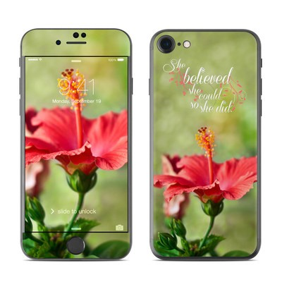 Apple iPhone 7 Skin - She Believed