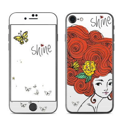 Apple iPhone 7 Skin - Shine
