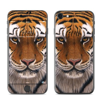 Apple iPhone 7 Skin - Siberian Tiger