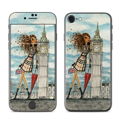 Apple iPhone 7 Skin - The Sights London