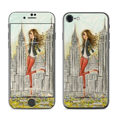 Apple iPhone 7 Skin - The Sights New York