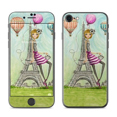 Apple iPhone 7 Skin - The Sights Paris