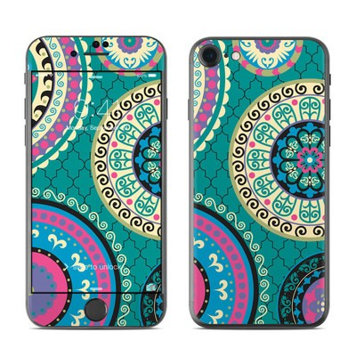 Apple iPhone 7 Skin - Silk Road