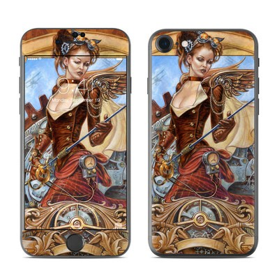 Apple iPhone 7 Skin - Steam Jenny