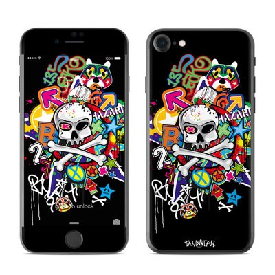 Apple iPhone 7 Skin - Skulldaze