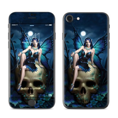 Apple iPhone 7 Skin - Skull Fairy