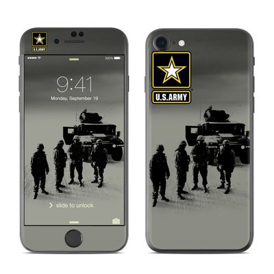 Apple iPhone 7 Skin - Soldiers All