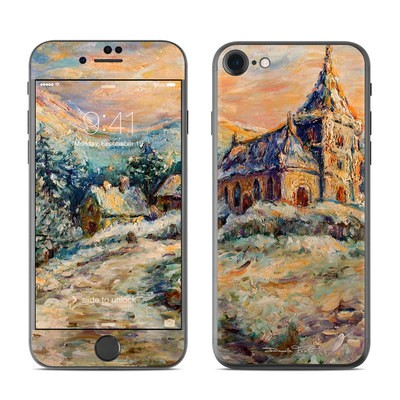 Apple iPhone 7 Skin - Snow Landscape