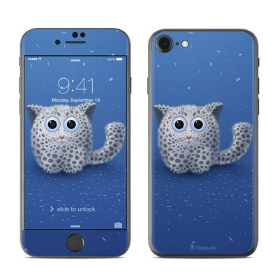 Apple iPhone 7 Skin - Snow Leopard