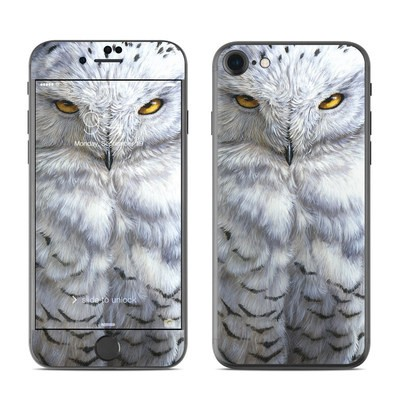 Apple iPhone 7 Skin - Snowy Owl