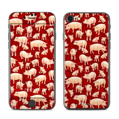 Apple iPhone 7 Skin - Some Pig