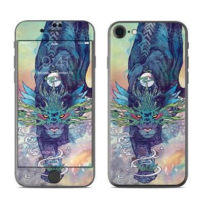 Apple iPhone 7 Skin - Spectral Cat
