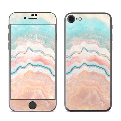 Apple iPhone 7 Skin - Spring Oyster