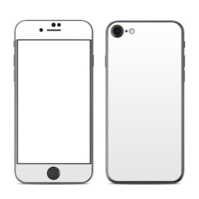 Apple iPhone 7 Skin - Solid State White