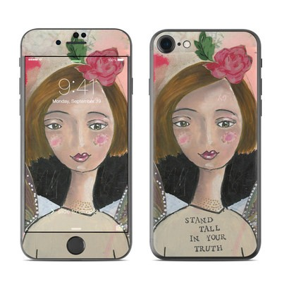 Apple iPhone 7 Skin - Stand Tall