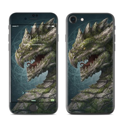 Apple iPhone 7 Skin - Stone Dragon