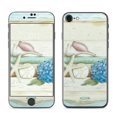 Apple iPhone 7 Skin - Stories of the Sea