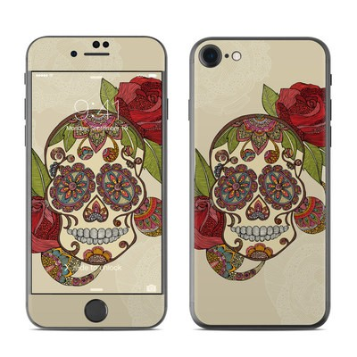 Apple iPhone 7 Skin - Sugar Skull